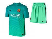 Футбольная форма Барселоны (резервная), сезон 2016-2017