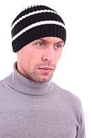 Модная шапка на зиму. 50% шерсть.