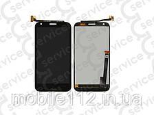 Дисплей для Asus A68 PadFone 2/ T008 + touchscreen, чёрный