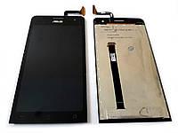 Модуль для Asus ZenFone 5 A500CG/ A500KL/ A501CG/ t00f/ t00j (дисплей + тачскрин), чёрный