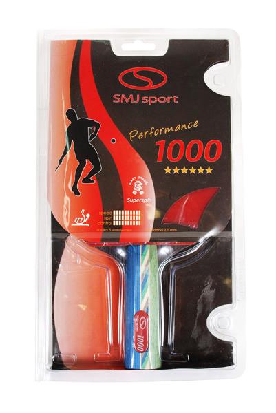 Ракетка для настольного тенниса SMJ Sport 1000