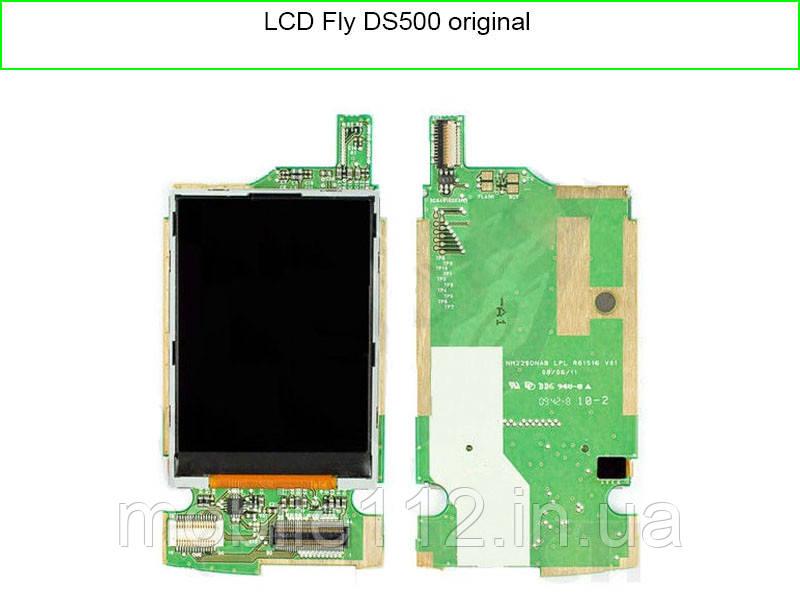 Дисплей для Fly DS500, оригинал