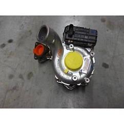 Восставновленный турбокомпресор 059145874T / Audi A4 / A6 / A8 / Q5 / Q7