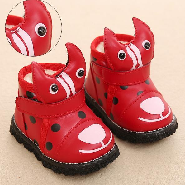 Зимові чобітки для маленьких дівчаток   продажа b679f5fcb6484