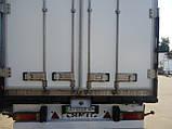 Замок на штангу автомобильных ворот (образец на фото), фото 4