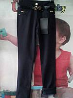 Тёплые брюки для девочек
