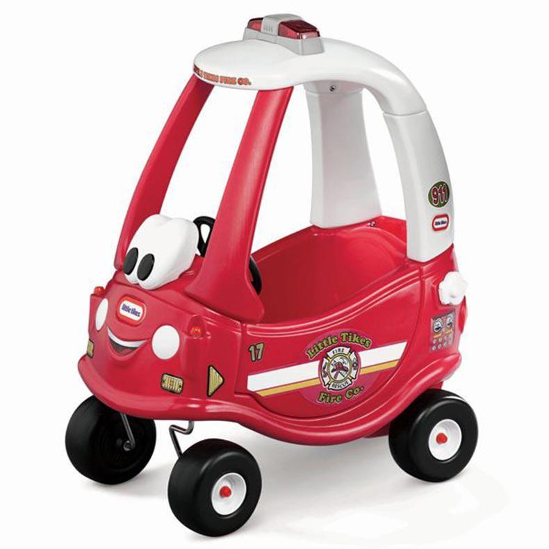 Машинка самохідна Пожежна Little Tikes 172502