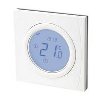 Комнатный термостат программируемый WT-P c дисплеем, 6-35 C, 230 В  Danfoss