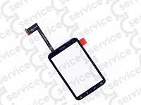 Тачскрин для HTC A510e Wildfire S G13, версия:3, чёрный  Если сенсор не работает, и если микросхема родного сенсора и заменяемого не совпадают, то