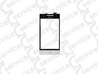 Тачскрин для HTC A620e Windows Phone 8S Domino, белый
