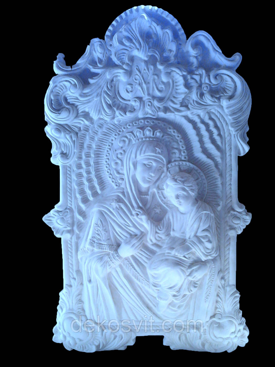 Панно Богородица