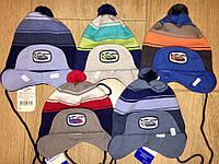 Детская шапка для мальчика