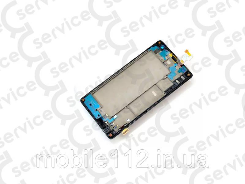 Дисплей для Huawei Honor 3C Lite + touchscreen, чёрный, с передней панелью  : продажа, цена в Днепре
