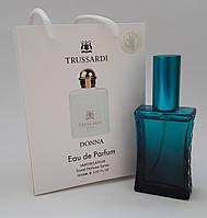 Мини парфюм Trussardi Donna Trussardi в подарочной упаковке 50 ml