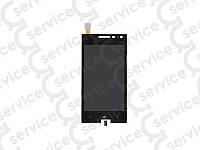 Дисплей для Huawei W1 Ascend + touchscreen, чёрный