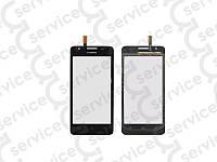 Тачскрин для Huawei G510 U8951 Ascend/ G520/ G525, чёрный