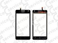 Тачскрин для Huawei G600 Ascend Honor Pro U8950/ U9508, чёрный