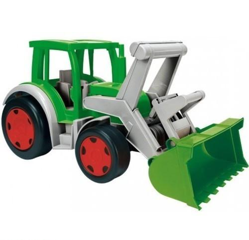 Трактор гигант c ковшом Wader 66015