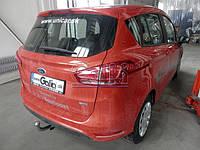 Фаркоп Ford B-Max 2012- оцинкованный Galia
