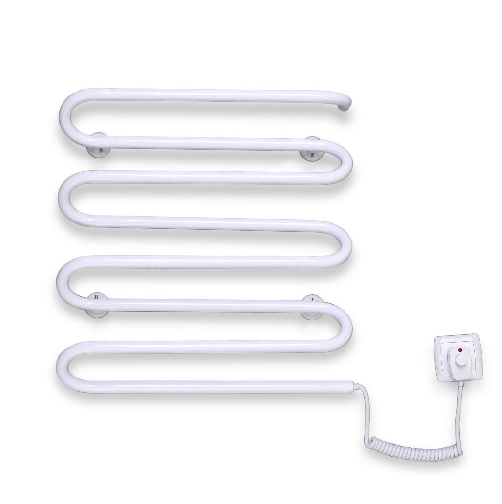 """Электрический полотенцесушитель """"Волна-8"""" Белый"""