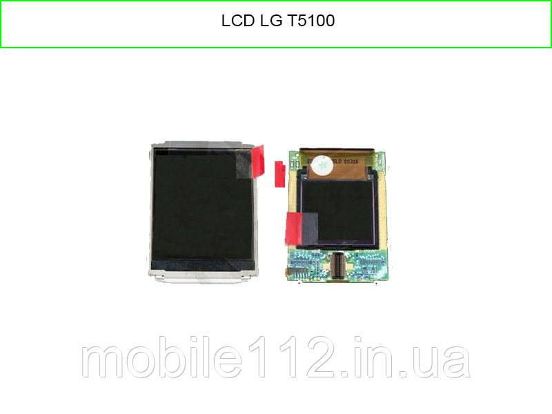 Дисплей для LG T5100