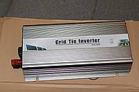 Инвертор сетевой 24в-220в 1000вт читый синус Grid с Солнечной панели напрямую в электросеть