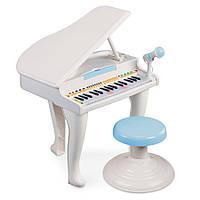 Музыкальная игрушка Рояль белый Weina 2105