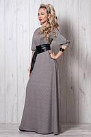 Платье женское из французского трикотажа