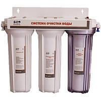 Проточный фильтр для воды.RAIFIL Trio (PU892W3)