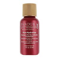 Шампунь Увлажнение и Питание для сухих и окрашенных волос CHI Farouk Royal Treatment Pure Hydration Shampoo