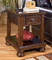 Придиванный столик из массива дерева 096