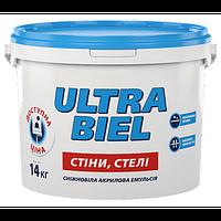 Краска Sniezka Ultra Biel 1,4кг