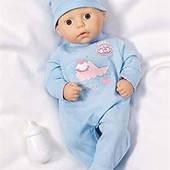 Интерактивный пупс-мальчик 46 см. Zapf Creation Baby annabell 794654