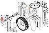 ЗС 4040 Крышка