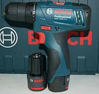 Акция! Аккумуляторный шуруповерт Bosch GSR 1080-2-LI, (06019E2000).