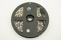 LED лента RGB SMD 5050 60д/м, (5 м) негерметичная