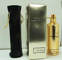 Парфюмированная вода женская Montale Pure Gold 100ml