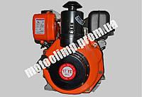 178F  двигатель дизель 6 л.с на мотоблок