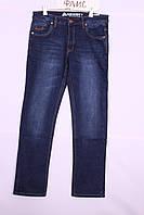 Зимние мужские джинсы больших размеров New sky (код 595)