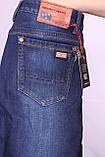 Зимние мужские джинсы больших размеров New sky (код 595), фото 3