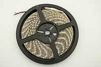 LED лента белая SMD 2835 60д/м, (5 м) негерметичная