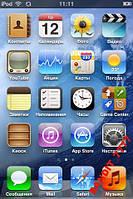 Apple iPod Touch 3 32 GB (черный)+чехол