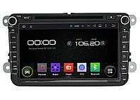 Штатная магнитола для Volkswagen Caddy, Passat, Golf, Tiguan, Touran, Jetta, CC Incar AHR-8684 Android 4.4.