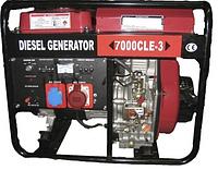 Характеристики генератора Weima WM7000CLE ATS