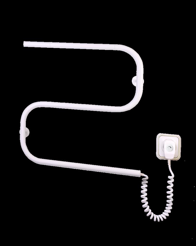 """Электрический полотенцесушитель """"Змейка-S"""" Белый"""