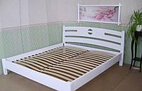 """Кровать деревянная """"Токио"""" 140*190/200, Темный орех"""