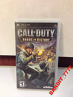 """PSP Game """"CALL of DUTY"""""""