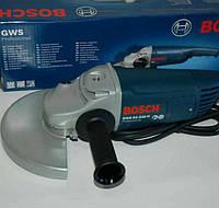 Акция! Угловая шлифмашина (болгарка) Bosch GWS 22-230 H, 0601882103