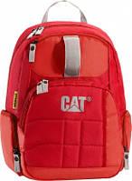 """Качественный рюкзак с отделением для ноутбука (13"""") 16 л. CAT Millennial Evo  83311;03 Красный"""