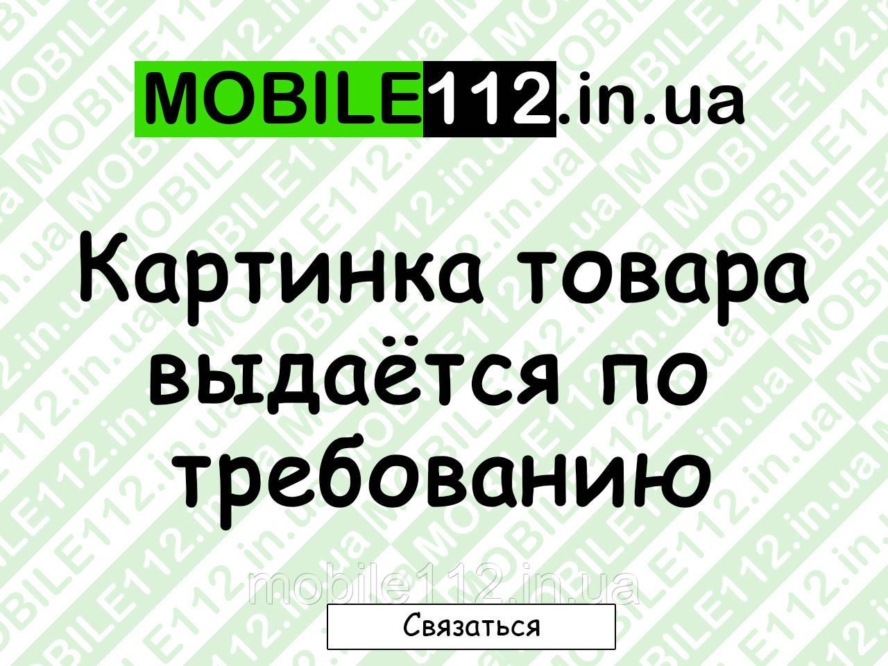Тачскрин для Nokia 500, чёрный, с передней панелью